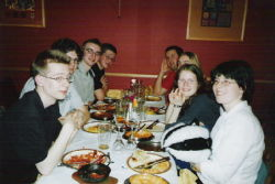 Wind orch curry social #2