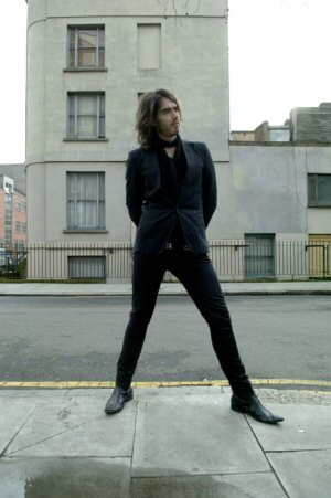 Sophisticated Russell Brand