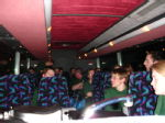 A coachload of tired brass players... plus Beery Dave