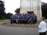 The band by the Memorial - 3