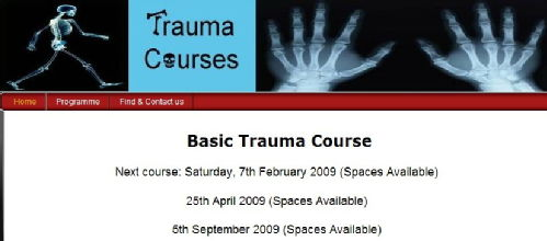 Trauma Courses
