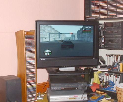 GTA on new TV