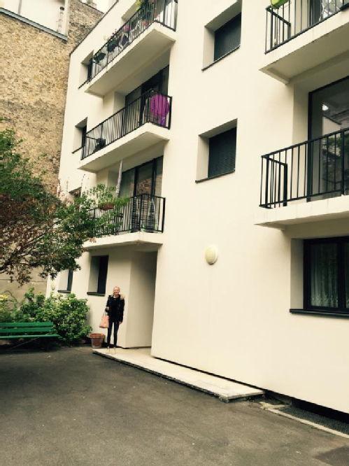 Mon nouvel appartement