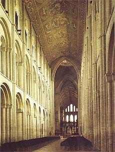 Norman cathedrals