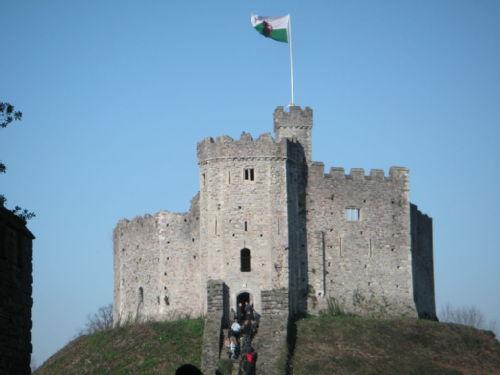 Chateau de Cardiff Tour