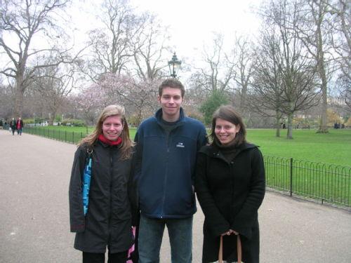 Nous trois Green Park