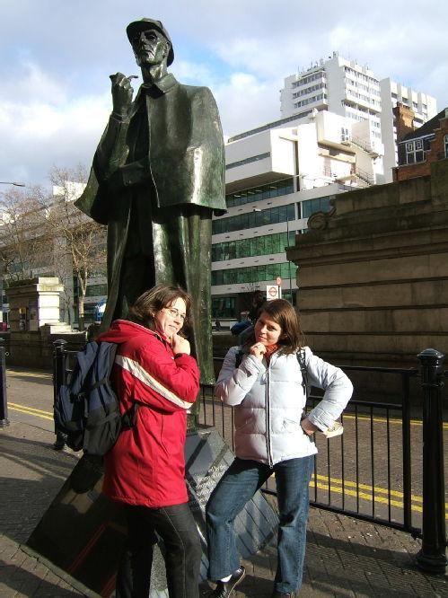 colocs avec Sherlock Holmes