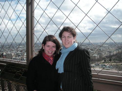 Marge et moi Tour Eiffel