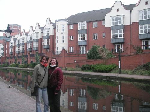 Canaux de Birmingham