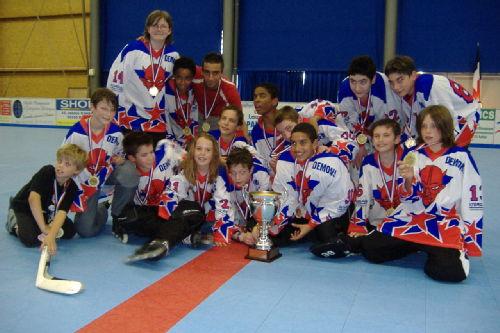 Tristan hockey