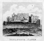 The ruins of Kenilworth castle
