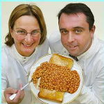 Yuck! Beans on toast!