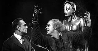 Metropolis Mad Scientist meets enlightenment cool