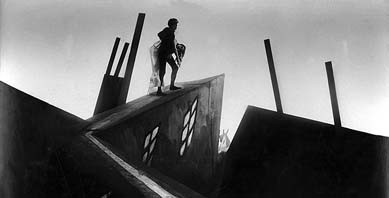 Conrad Veidt + Lil Dagover in Caligari