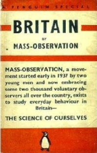 The Original Mass Observation Book of 1937