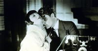 Louise Brooks & Franz Lederer in Pabst
