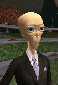 Algernon Avatar
