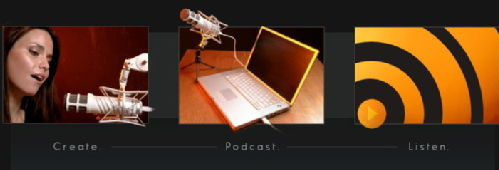The Rode Podcaster in Action