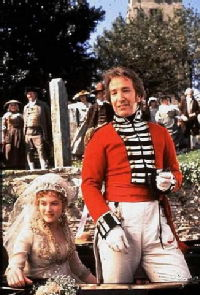 Rickman and Winslett in Sense and Sensibility