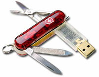 Flash Memory Swiss Army Knife