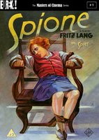 Spione DVD Cover