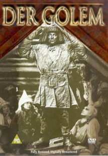 Der Golem DVD Cover