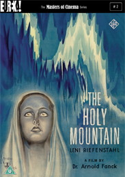 Eureka Holy Mountain Cover