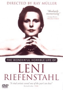Eureka Cover wonderful Horrible Life of Riefenstahl