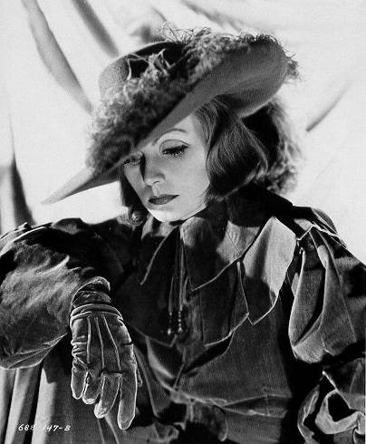 Garbo as Queen Christina 2