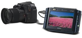 Vaio Micro with Camera