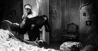 Mabuse kidnaps the Countess