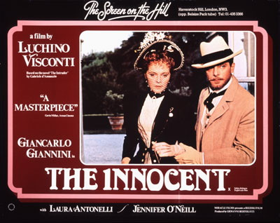 The Innocent Poster 1976