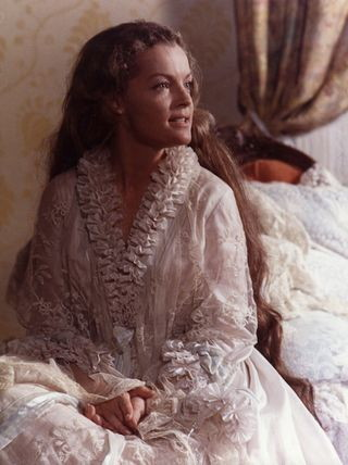 Romy Schneider as Elizabeth