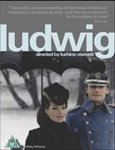 Ludwig UK DVD Cover