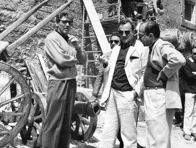 On the Set of the Leopard