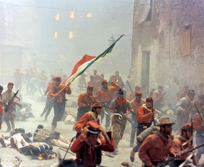 The Battle of Palermo