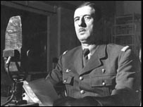 De Gaulle as Leader of the Free French