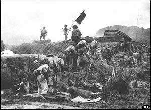 Vietnamese Victory Dien Bien Phu 1954