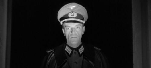 Nazi Officer silence de la mer