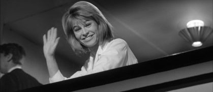 Julie Christie in Billy Liar
