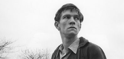 Tom Courtenay in Lonliness of the Long Distance Runner