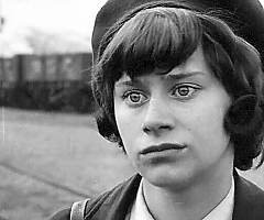 Rita Tushingham in Taste of Honey