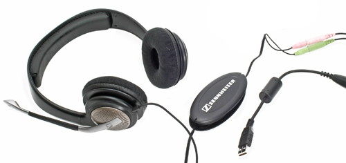 Sennheiser pc 166 Headset