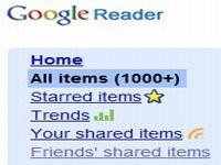 Google Blog Reader