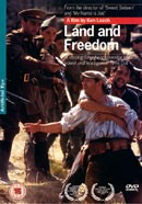 Land and Freedom DVD Cover