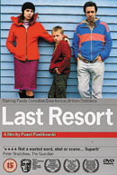 Last Resort DVD Cover