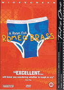 A Room for Romeo Brass DVD cover