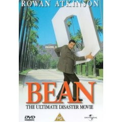 Bean DVD Cover