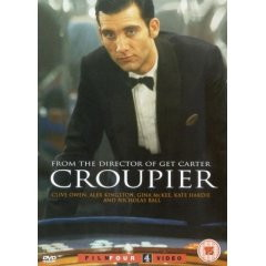 Croupier DVD Cover