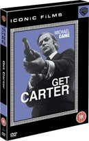 Get Carter DVD Cover